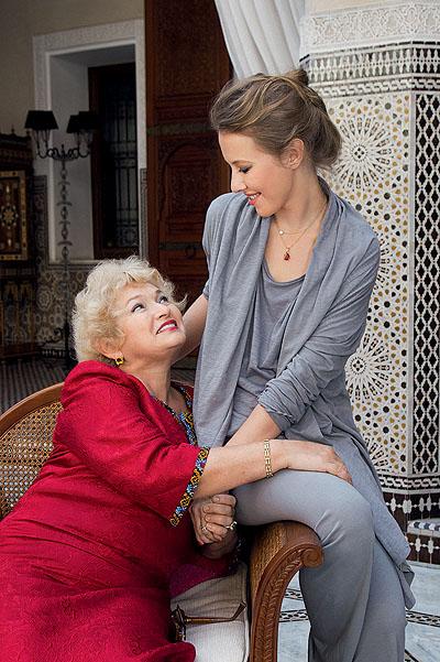 Ксения Собчак и ее мама