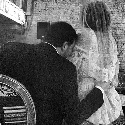 Ксения Собчак свадьба фото