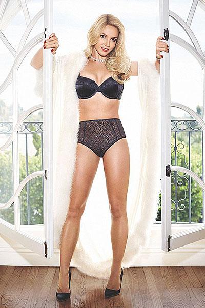 В сеть попали новые кадры эротичной фотосессии Бритни Спирс