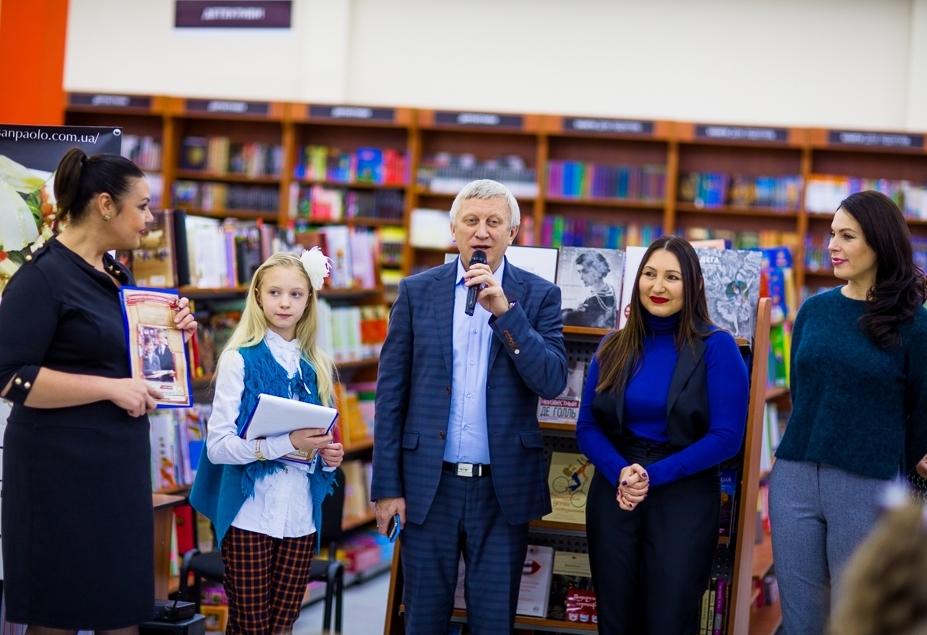 Алена Гребенюк, Владимир Горянский, Инна Силантьева, Влада Литовченко