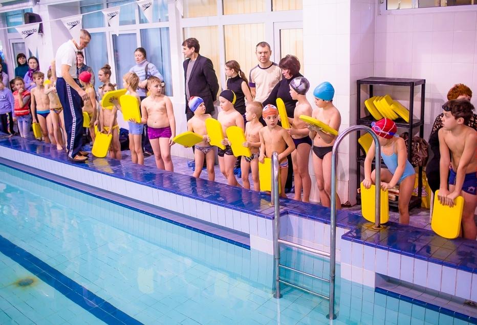 социальный проект «Школа детского плавания»