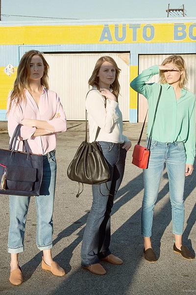 Все в мать: красавицы-дочки Мерил Стрип снялись в рекламе