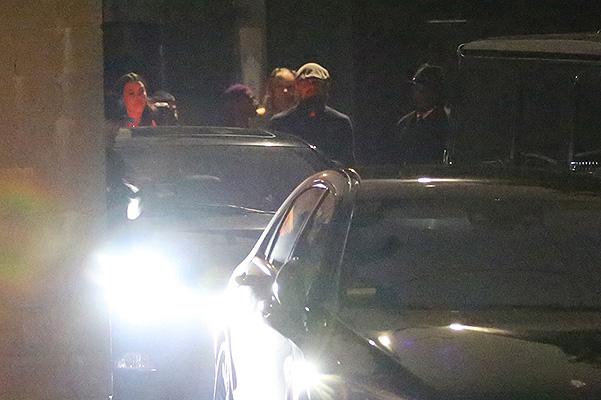 Джастин Бибер и Леонардо ДиКаприо повеселились в ночном клубе с моделями