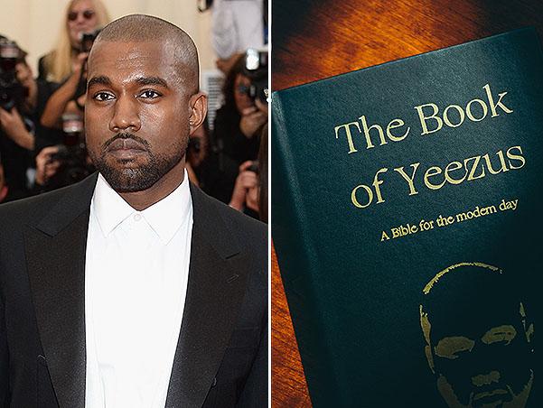 В США вышла собственная Библия Канье Уэста