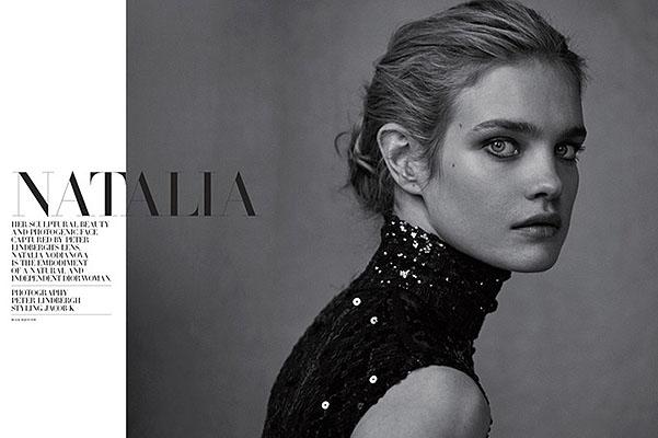 Неповторимая Наталья Водянова блистает на обложке Dior Magazine