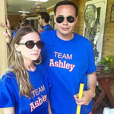 Звездная тусовка: Мэри-Кейт и Эшли Олсен отметили день рождения