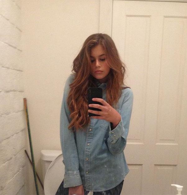 Дочь Синди Кроуфорд подписала свой первый модельный контракт