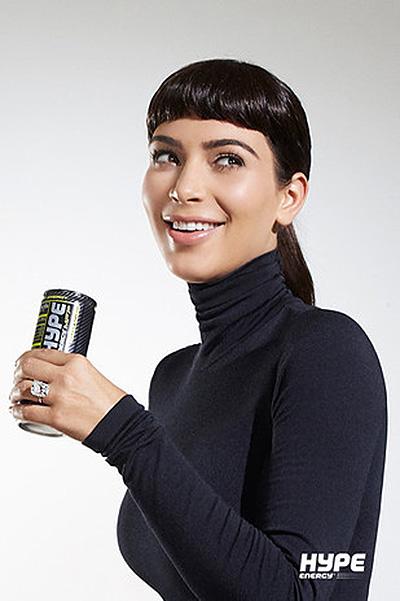Ким Кардашьян примерила образ Одри Хепберн в новой рекламе