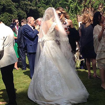 Брэд Питт, Дэвид Бекхэм, Джейсон Стэтхэм: звезды веселятся на свадьбе Гая Ричи