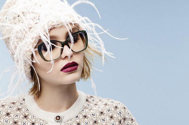 Chanel опубликовал новые снимки дочери Джонни Деппа