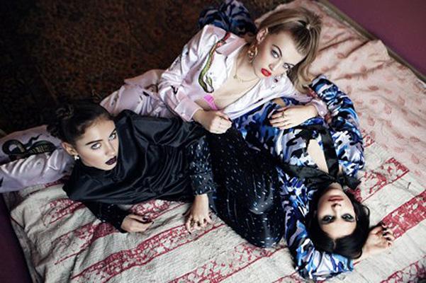 Дочь Джуда Лоу дебютировала в качестве модели