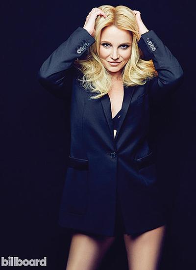 Соблазнительная Бритни Спирс украсила обложку Billboard Magazine