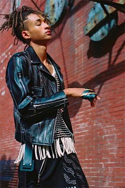 Неожиданно: сын Уилла Смита снялся в рекламной кампании бренда в юбке