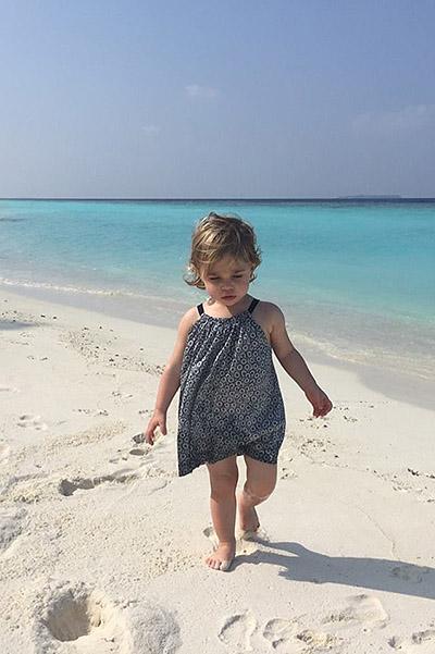 Отдых по-королевски: принцесса Швеции Мадлен поделилась личными фотографиями с семьей