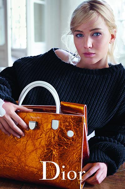 Девушка-весна: нежная Дженнифер Лоуренс блистает в рекламе Dior