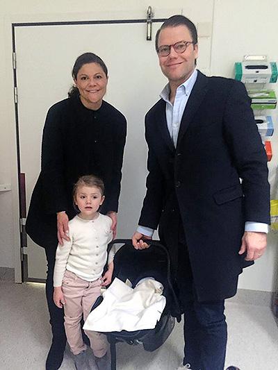 2 марта кронпринцесса Виктория и ее супруг Даниэль стали родителями во второй раз.