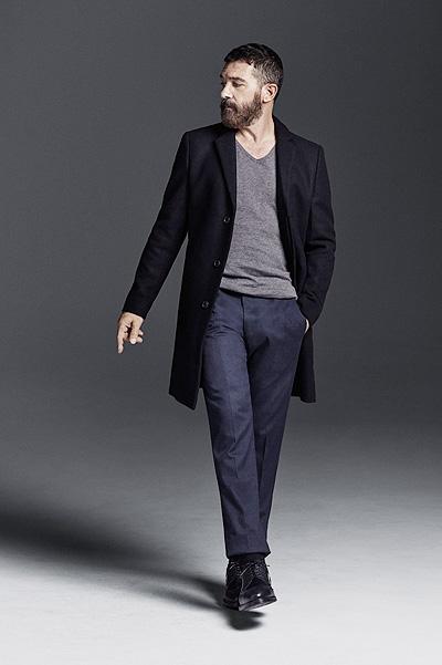 Дизайнерский дебют: Антонио Бандерас представил свою первую коллекцию одежды