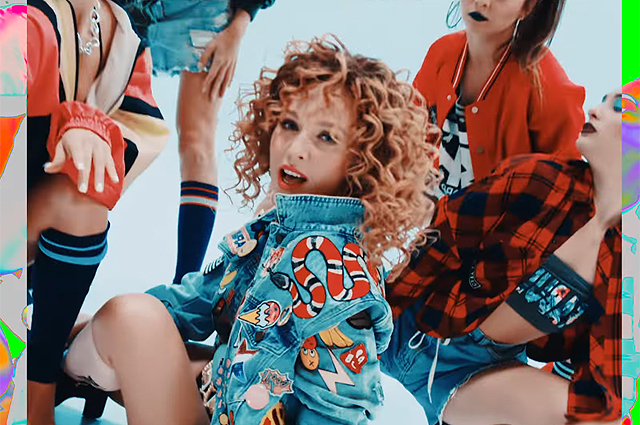С короткой стрижкой и в рокерском стиле: Альбина Джанабаева сняла новый клип