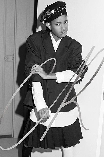 Уиллоу Смит снялась в стильной фотосессии для французского глянца
