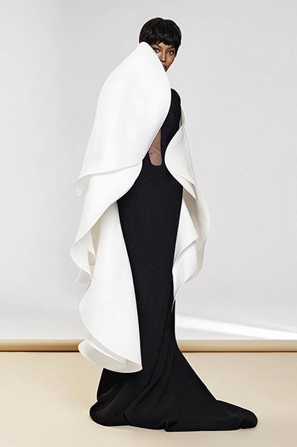 Роскошная Наоми Кэмпбелл снялась для обложки журнала Paper