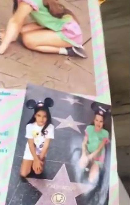 Настоящая куколка: Ким Кардашьян показала свою детскую фотосессию для журнала Barbie