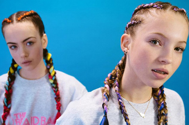 14-летняя дочь Кейт Мосс дебютировала в рекламной кампании