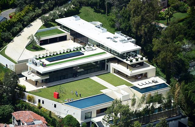Бейонсе и Джей-Зи купили дом за 120 миллионов долларов: фото особняка