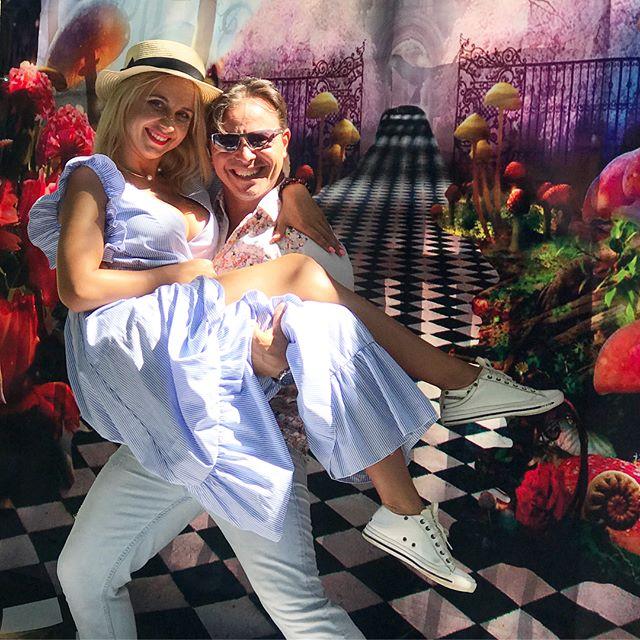 Лилия Ребрик засыпала сеть семенами снимками с отдыха в Болгарии