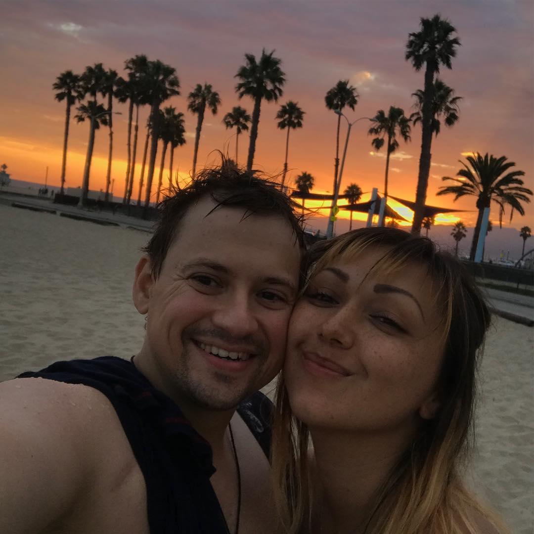 Андрей Гайдулян разводится с женой спустя год после свадьбы