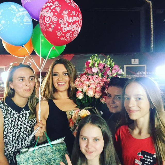Горячая вечеринка: Наталья Могилевская отпраздновала день рождения в компании красавцев-мужчин