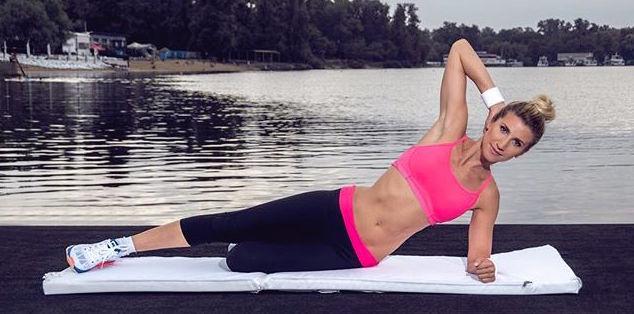 Фитнес-тренер рекомендует: 7 секретов стройного тела от Аниты Луценко