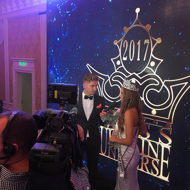 """Новая """"Мисс Украина Вселенная"""" получила роскошную корону с бриллиантами за 4 миллиона"""