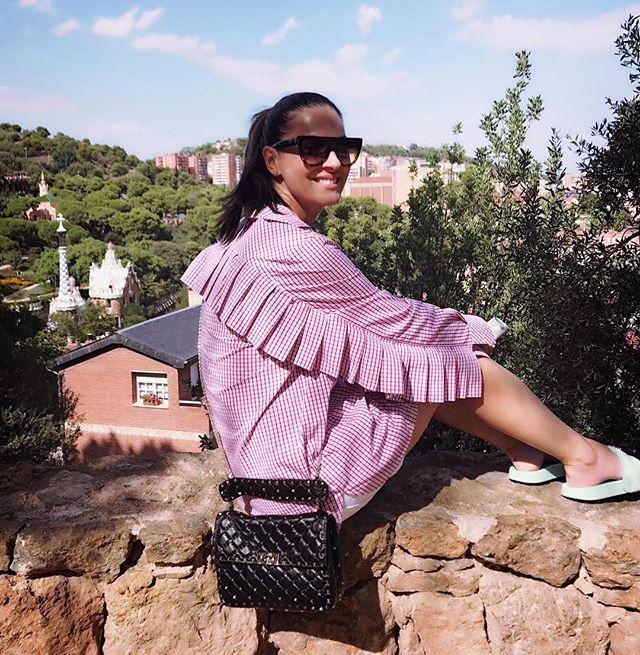Долгожданный отпуск: Маша Ефросинина отдыхает в Испании