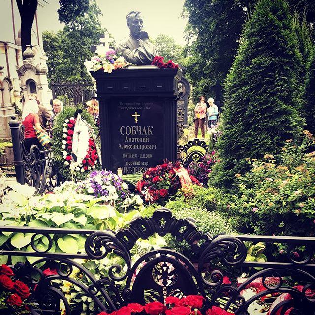 Ксения Собчак растрогала поклонников постом в память об отце