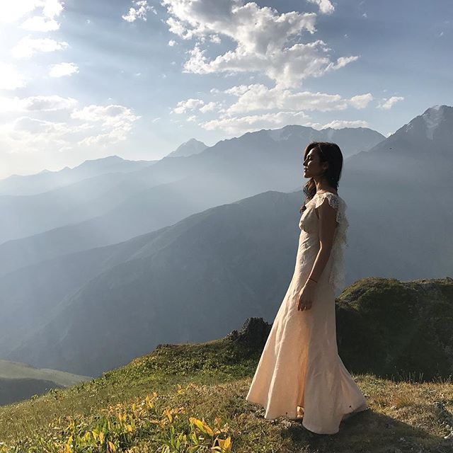 Официально: Сати Казанова выходит замуж за итальянца