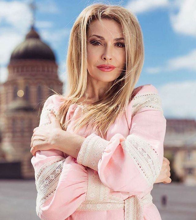 Точная копия: Ольга Сумская показала свою красивую дочь