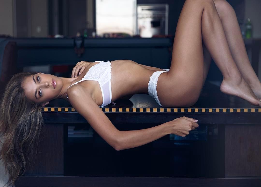 Какая красивая: 18-летняя дочь Сильвестра Сталлоне показала восхитительное тело
