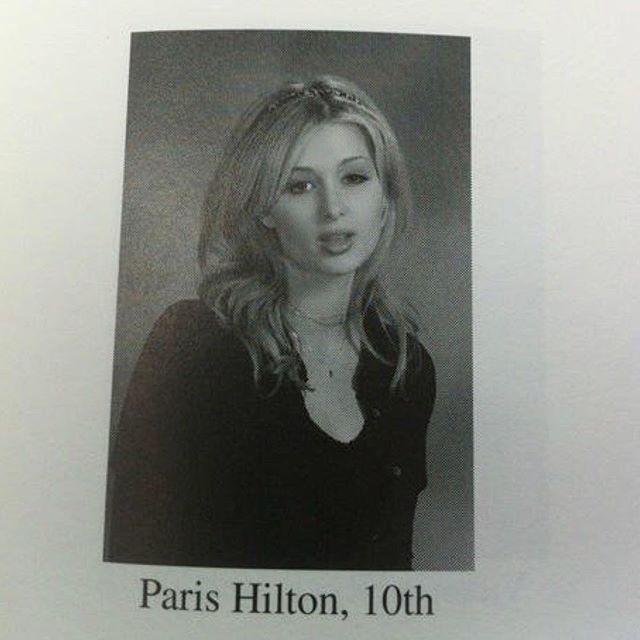 15-летняя Пэрис Хилтон такая же красивая?