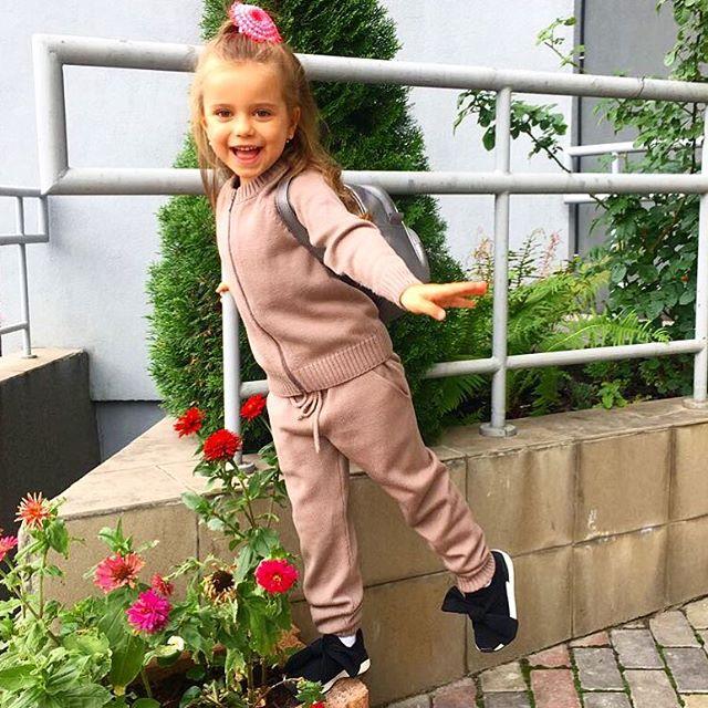 Маленькая модница: дочь Лилии Ребрик вышла на подиум модного показа
