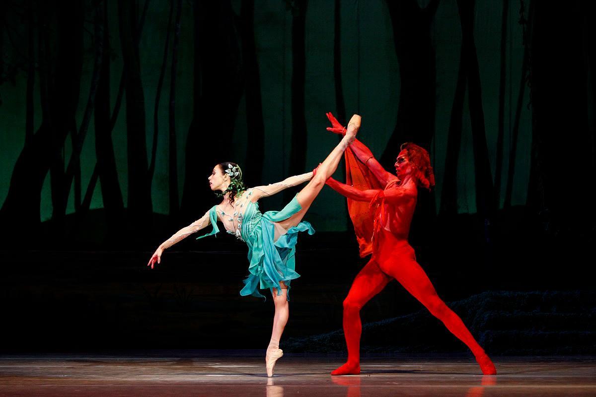 судья шоу Танці з зірками произвела фурор на сцене Национальной оперы Украины