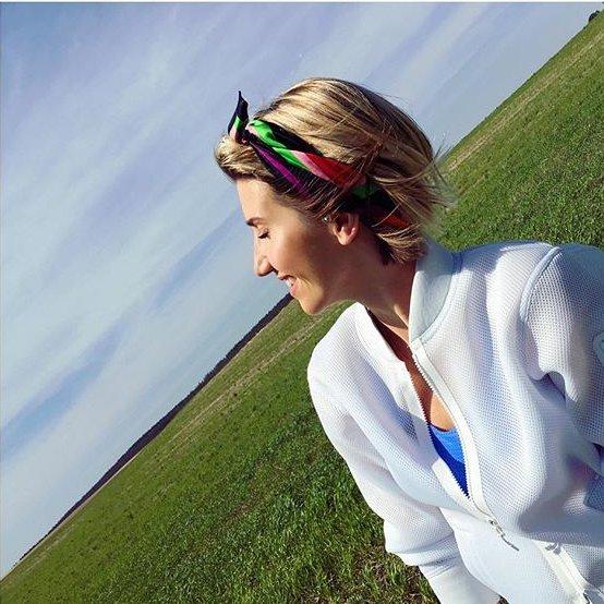 Маленькая блонда: Анита Луценко опубликовала фото повзрослевшей дочери