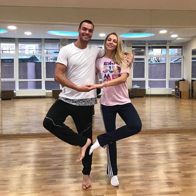 Танцы их связали: Степан Мисюрка снимется в новом клипе Оли Поляковой