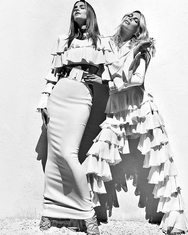 Королевы подиума: Синди Кроуфорд опубликовала невероятное фото с Клаудией Шиффер