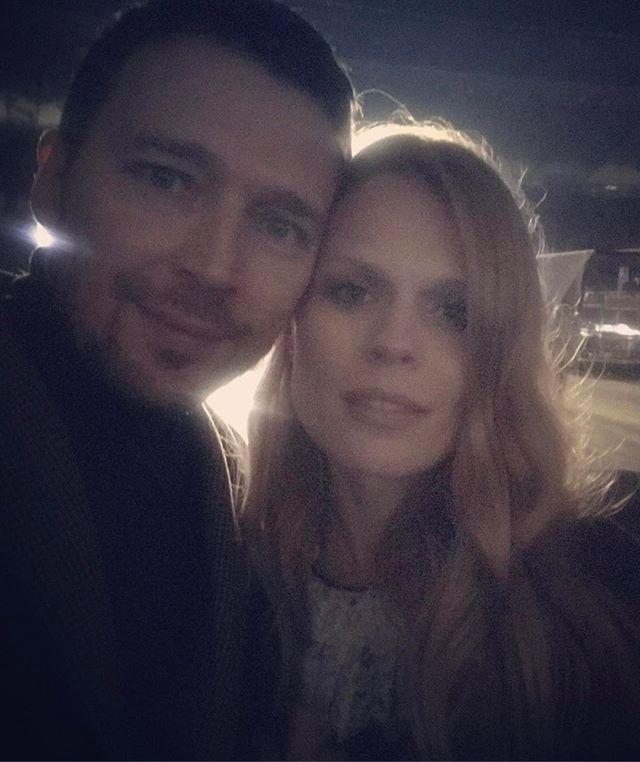 Нежный вечер: Ольга Фреймут поделилась милым селфи с мужем
