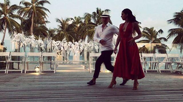 Больше не скрывает: Нюша показала страстные танцы со своим мужем