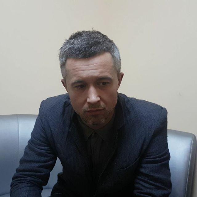 """Сергей Бабкин: """"Я признаю правительство России агрессором"""""""