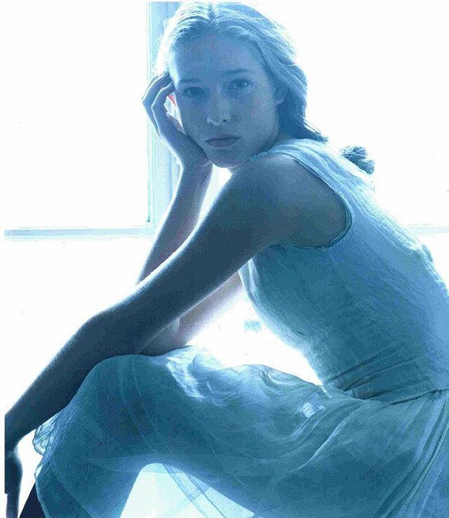 Катя Осадчая рассказала о модельном прошлом и показала себя в 16 лет