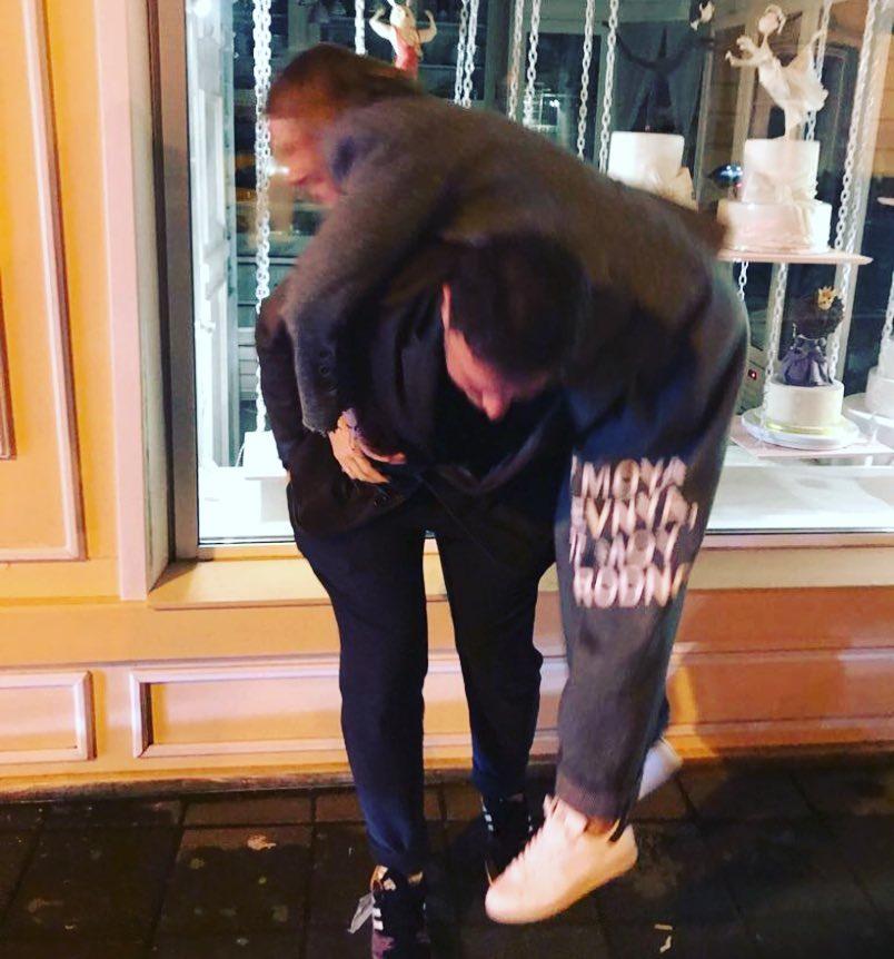 """Максим Виторган о Ксении Собчак: """"Ты моя лучшая девушка Земли!"""""""