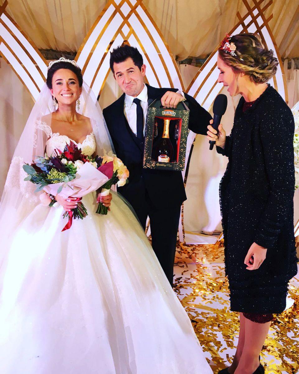 Катю Осадчую поздравляют с третьей беременностью