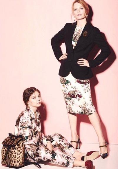 Fashion-girl: что публикует дочь Ольги Фреймут в своем Instagram